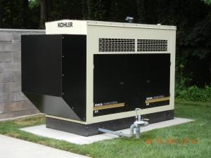 Koehler Natural Gas Powered Generator